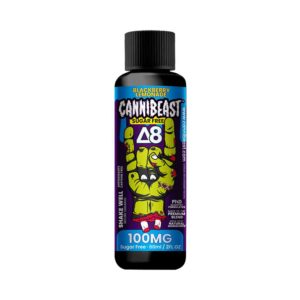 Cannibeast  D8 Gummy Limited Edition